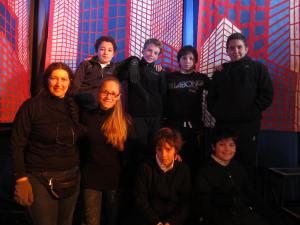 BACKSTAGE Junior Concert 2014