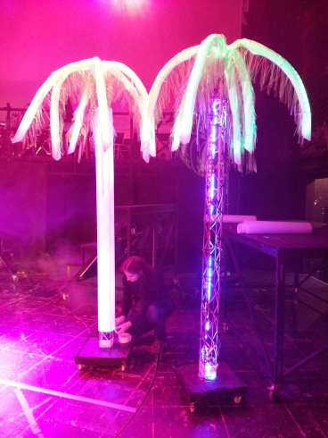 PALM TREE LED5