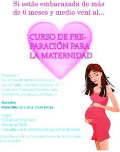 folleto maternidadç