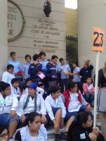 Paseo con Escuela 23